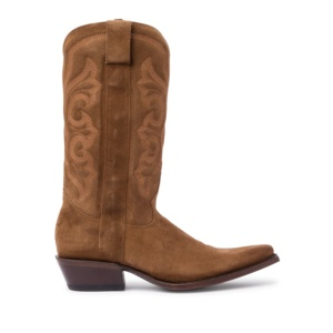 AMAZONE BIS Cowboy Boots Russet Leather
