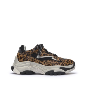 ADDICT TER New Pony Cheeta Tan/Mesh Dragon Black/Nubuck Black/White