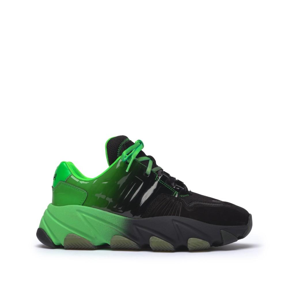 EXTASY Nubuck Black/Degrade Green - Ítem