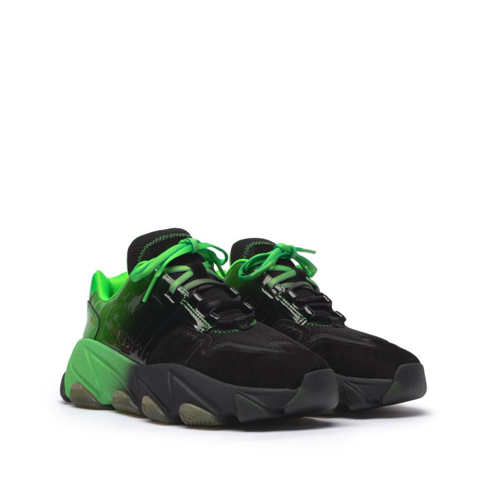 EXTASY Nubuck Black/Degrade Green - Ítem1