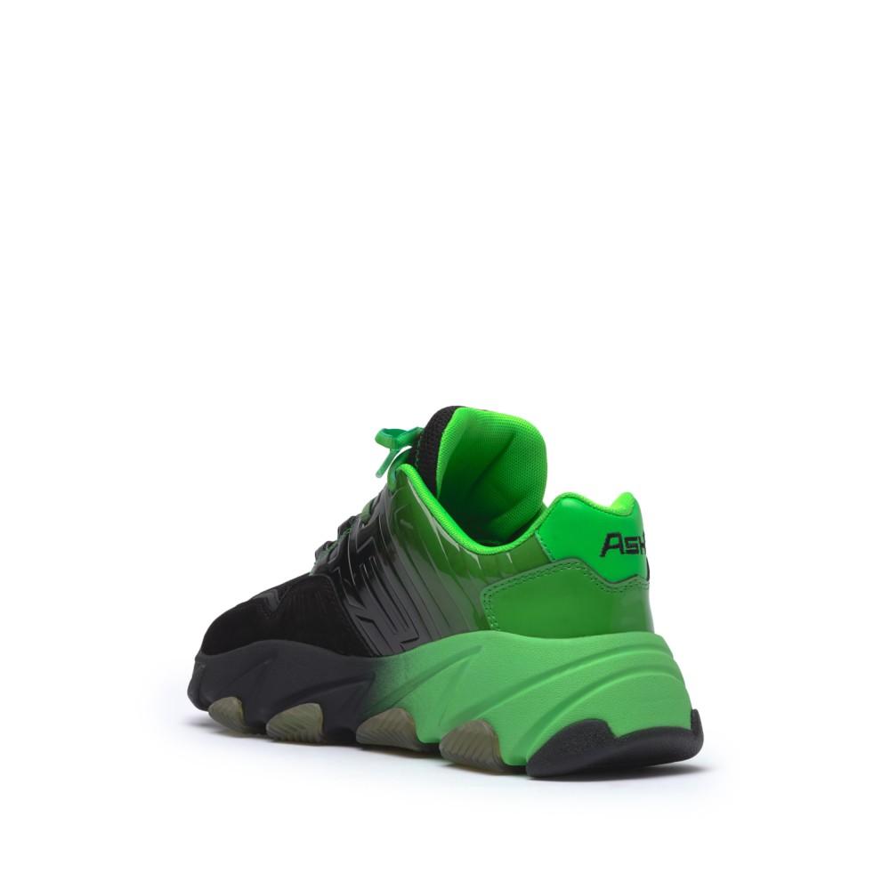 EXTASY Nubuck Black/Degrade Green - Ítem2