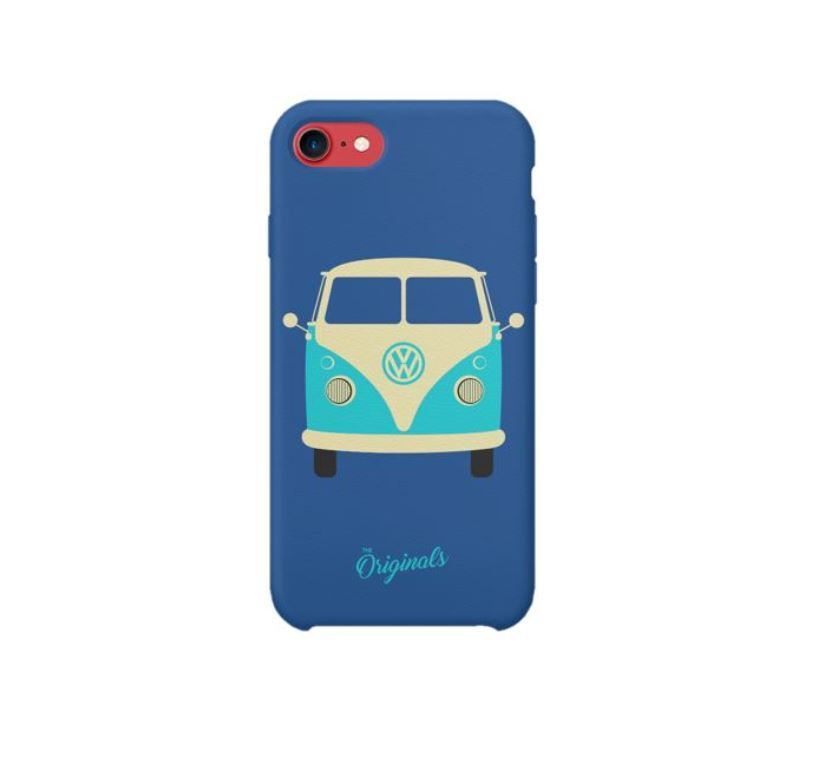 FUNDA IPHONE 8 AZUL-COLOR FURGO THE ORIGINALS