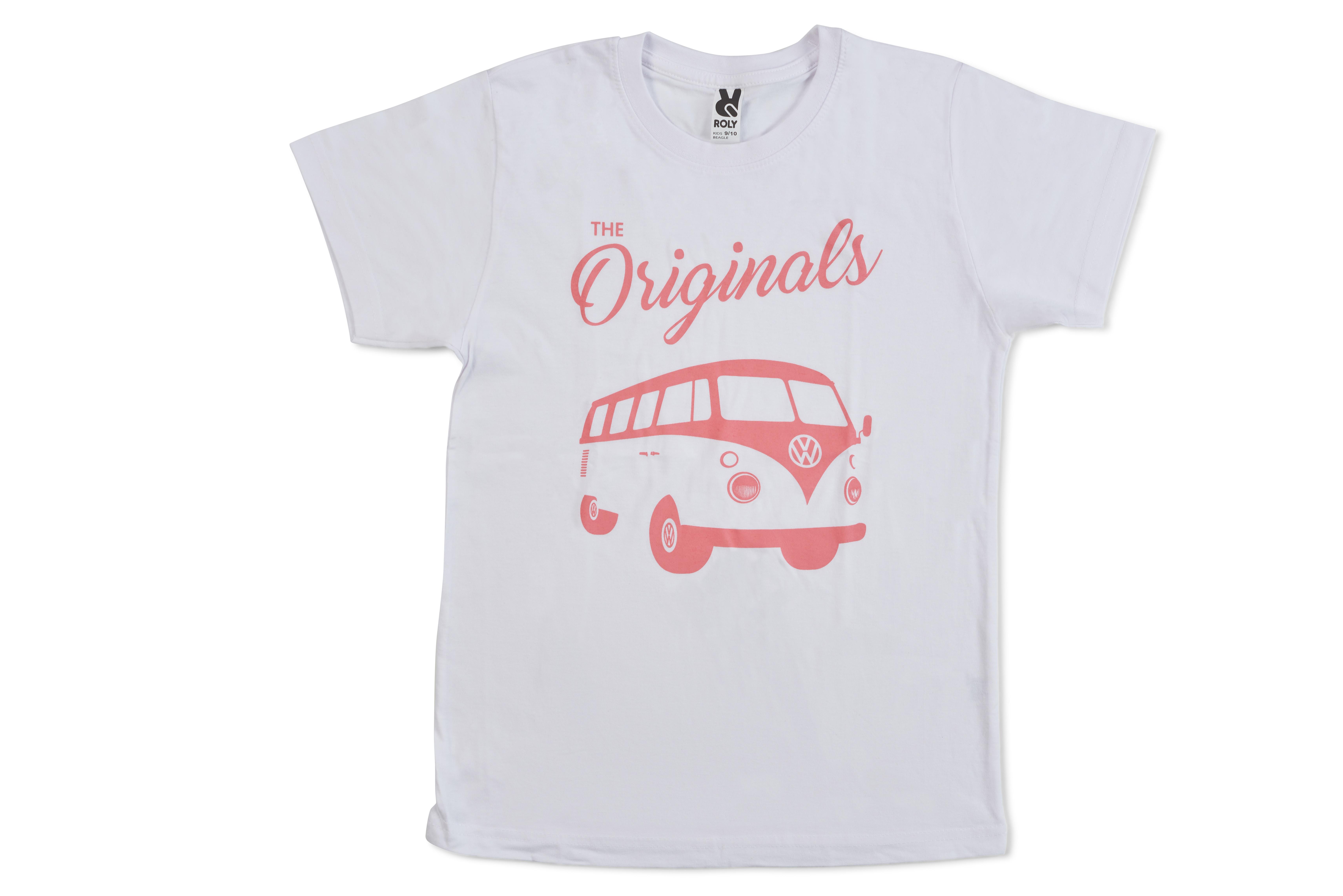 Camiseta Niña Original Forever