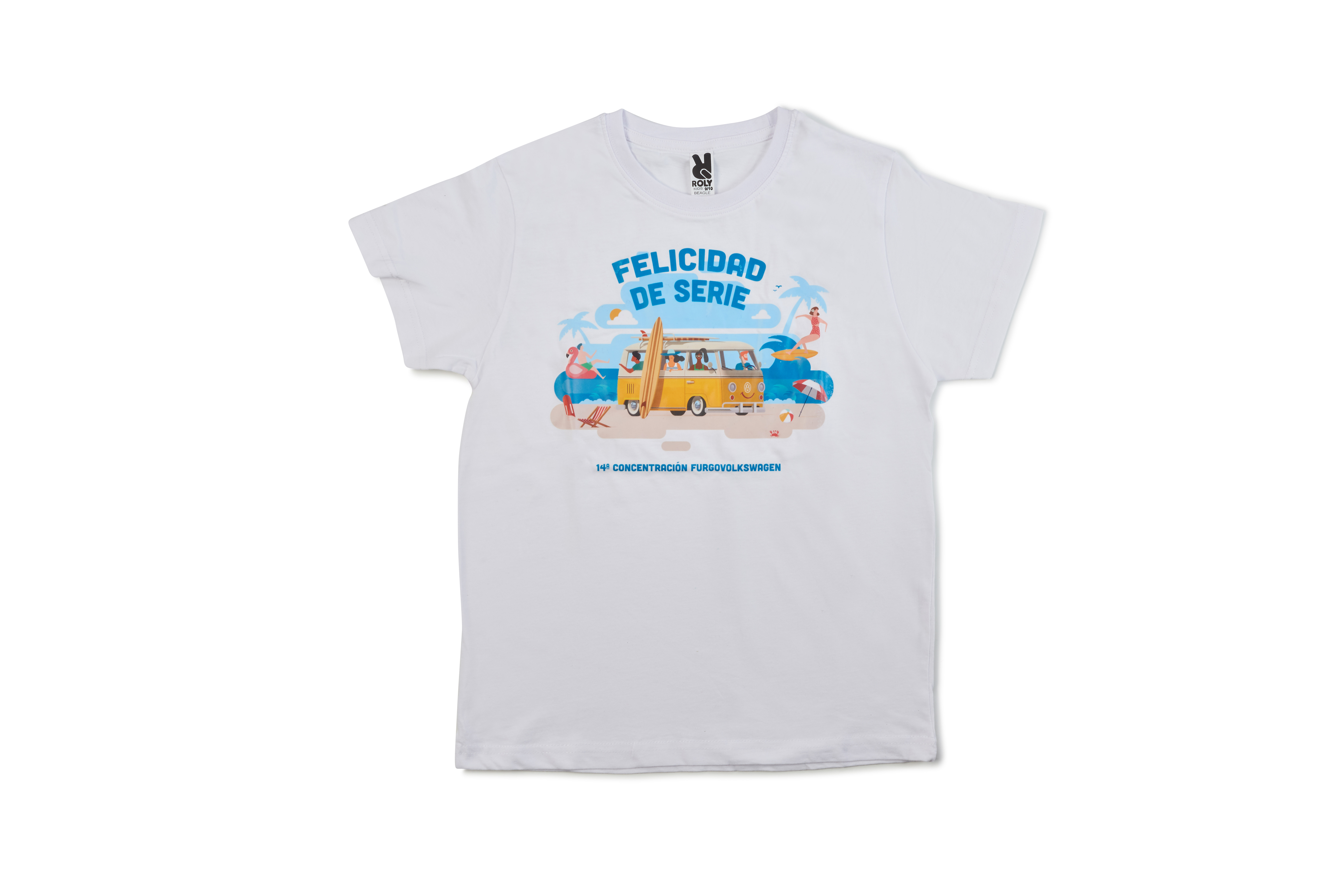 Camiseta 14ª Concentración FurgoVolkswagen