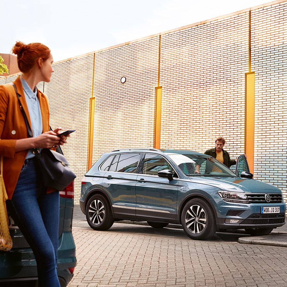 Vive la esencia Volkswagen en todo momento