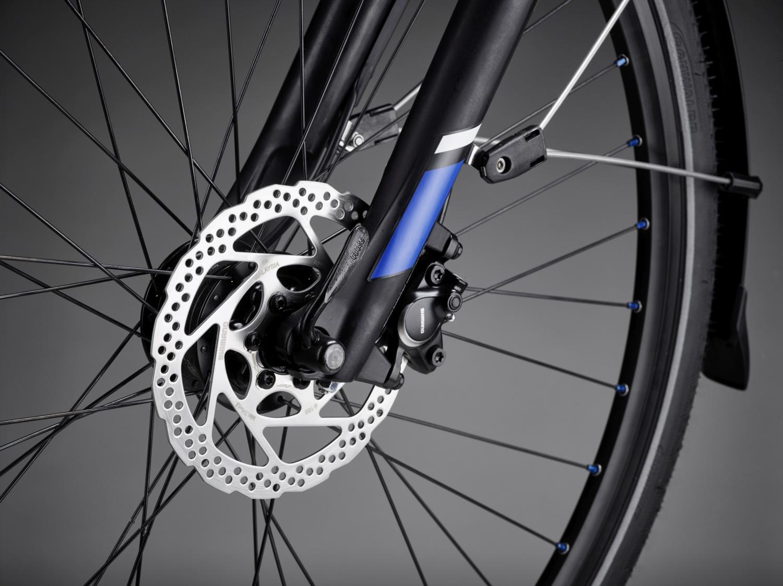 bicicleta trekking hombre - Ítem - 1