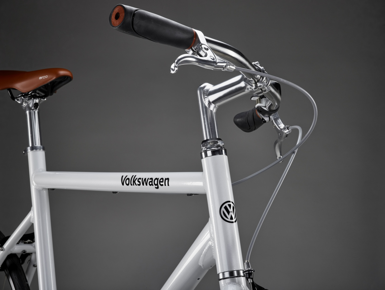 bicicleta monomarcha volkswagen - Ítem1