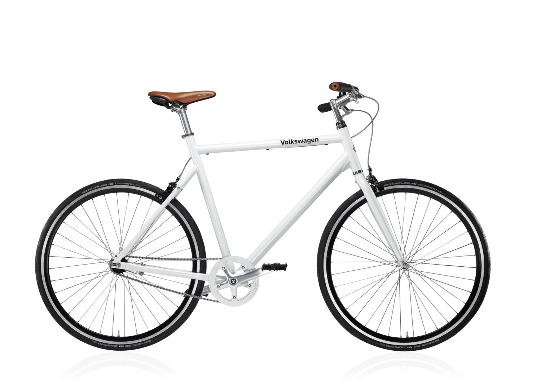 bicicleta monomarcha volkswagen