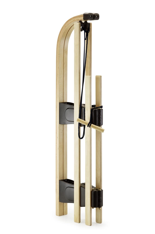 Trineo plegable de madera, colección de invierno - Ítem1