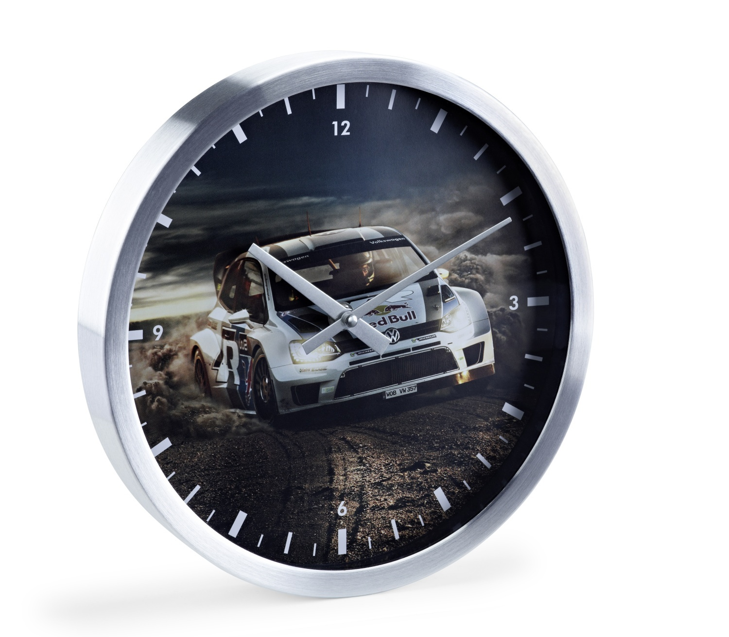 Reloj de pared Polo R WRC Motorsport
