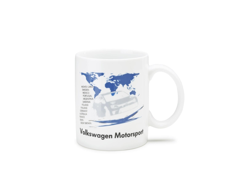 Taza de porcelana Motorsport