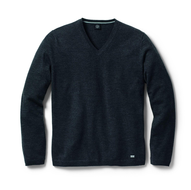 Jersey para hombre de lana de merino, colección Volkswagen