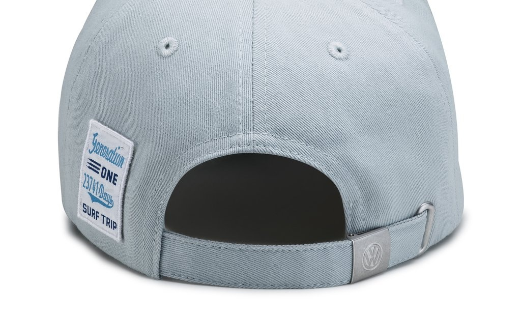 Gorra de béisbol Gris azulado, T1. - Ítem1