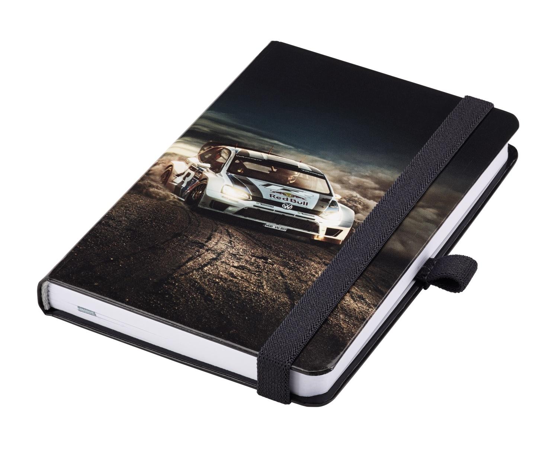 Cuaderno de notas Colección Motorsport