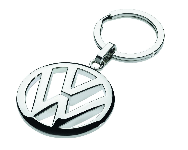 Llavero metálico VW