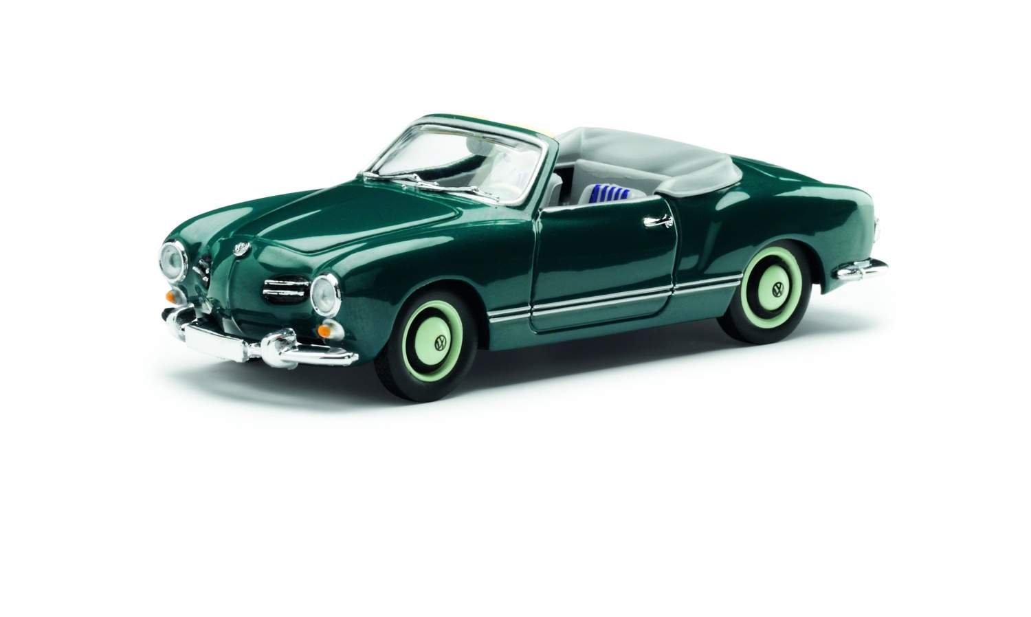 Karmann Ghia 1957, escala 1:43 - Ítem1