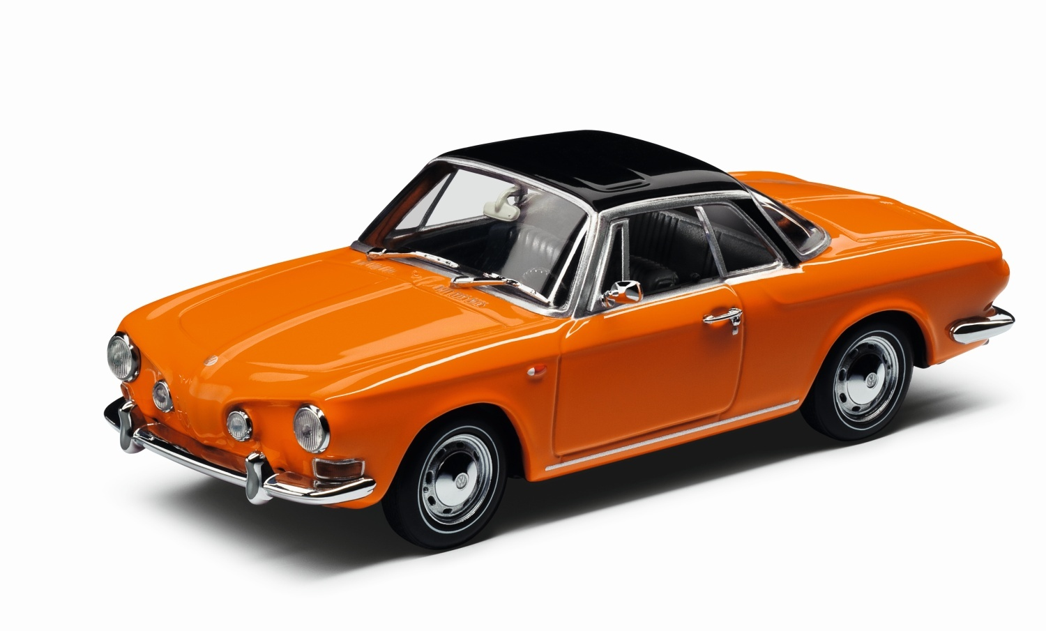 Karmann Ghia Coupé Tipo 34, escala 1:43