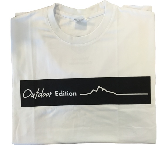 Camiseta blanca Multivan Outdoor Edition