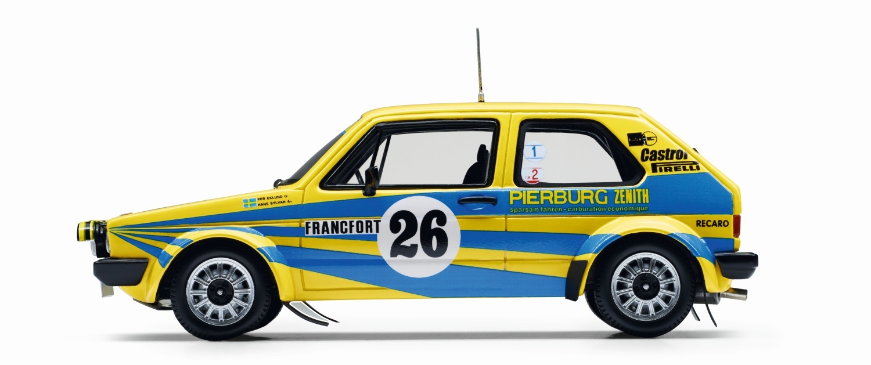 Golf GTI Rally Montecarlo - Ítem - 1