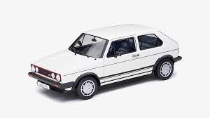 Golf 1 GTI 1983, escala 1:18