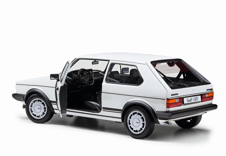 Golf 1 GTI 1983, escala 1:18 - Ítem - 1