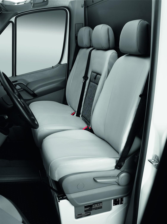 Fundas asientos gris - Ítem - 1