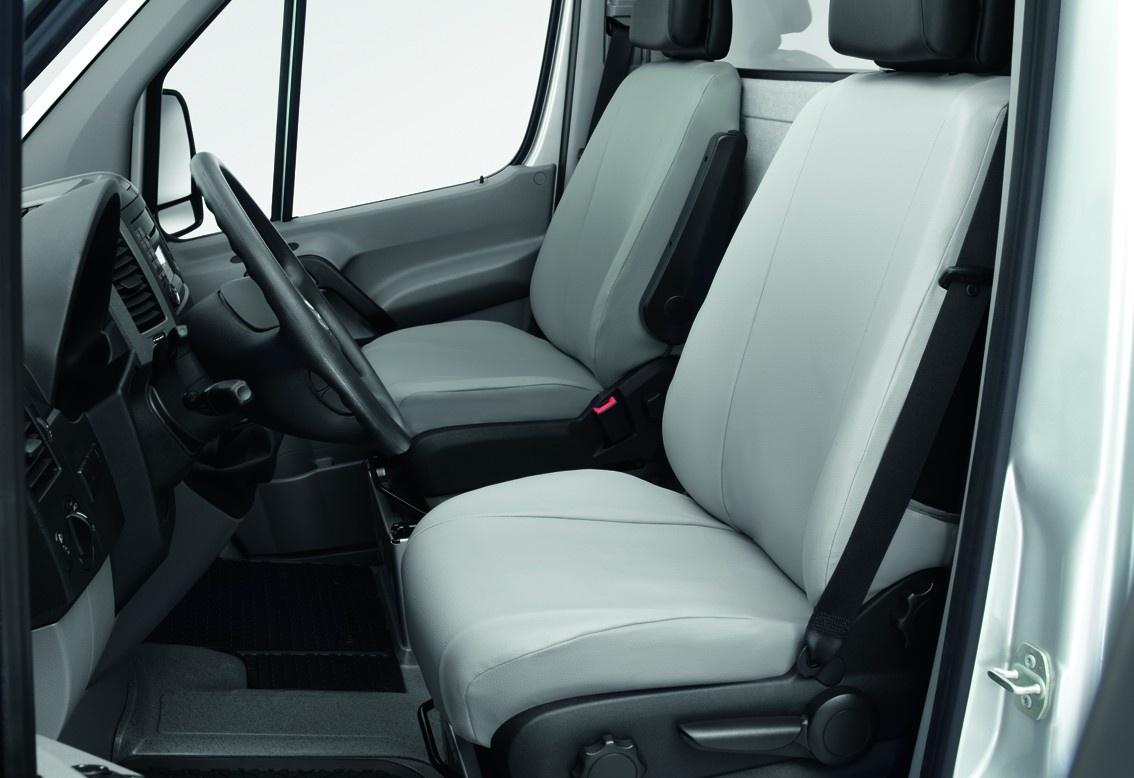 Fundas asientos gris