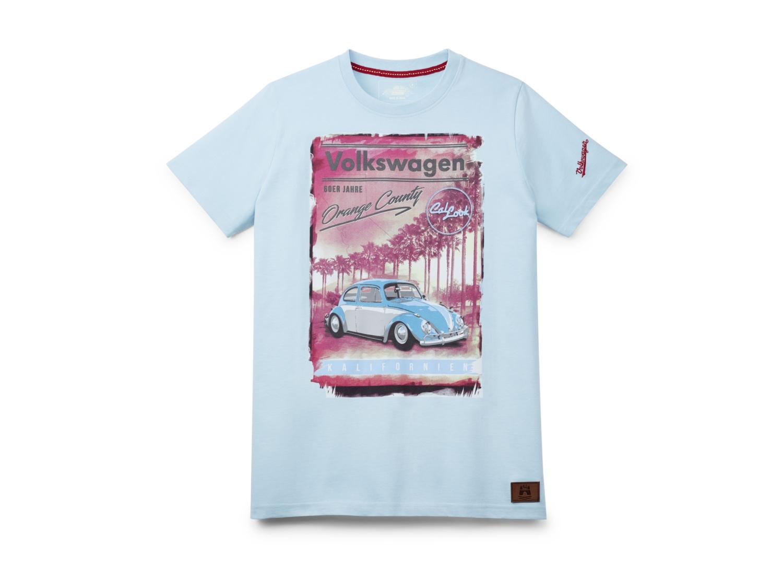 Camiseta para hombre «Orange County», Colección Klassik