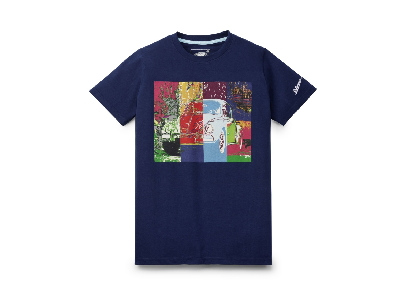 """Camiseta """"Pop art"""" para hombre"""