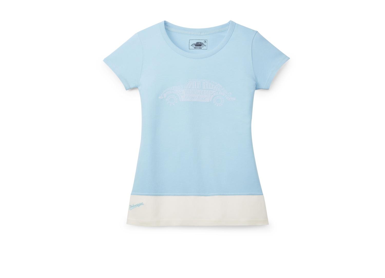 """Camiseta """"Beetle"""" para mujer, colección Klassik"""