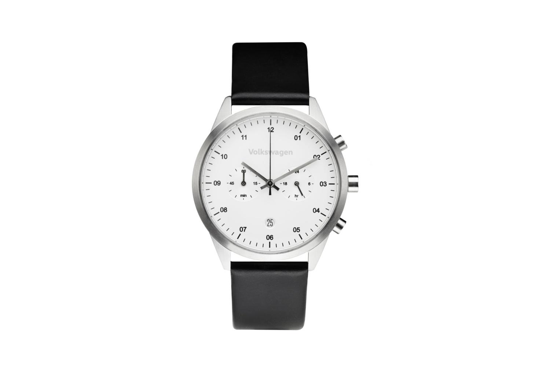 Reloj de pulsera con cronógrafo, unisex
