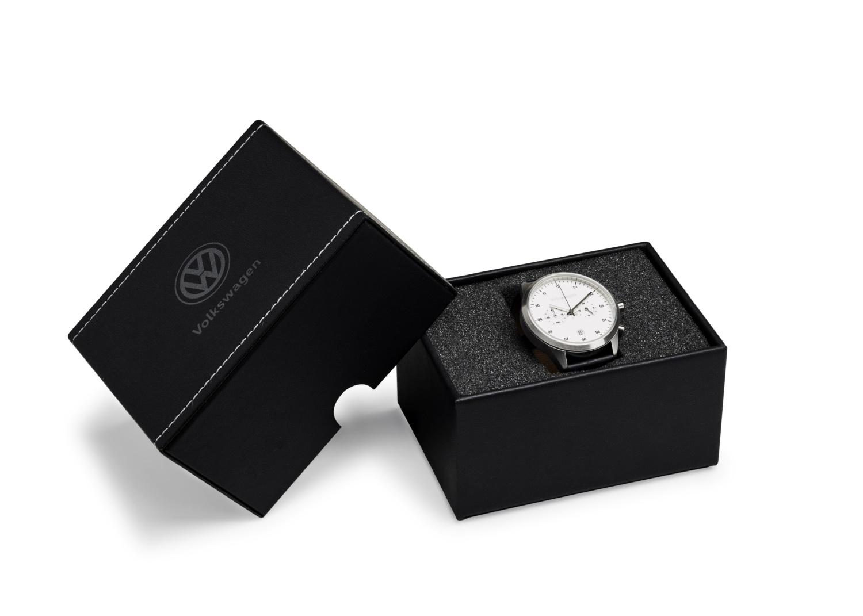 Reloj de pulsera con cronógrafo, unisex - Ítem - 1