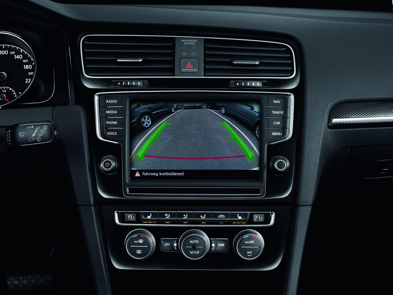 Sistema de cámara de marcha atrás Sportsvan