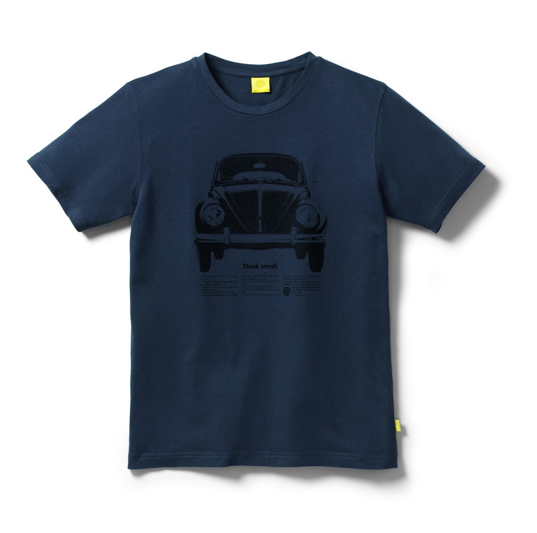 Camiseta «Think small» (hombre)
