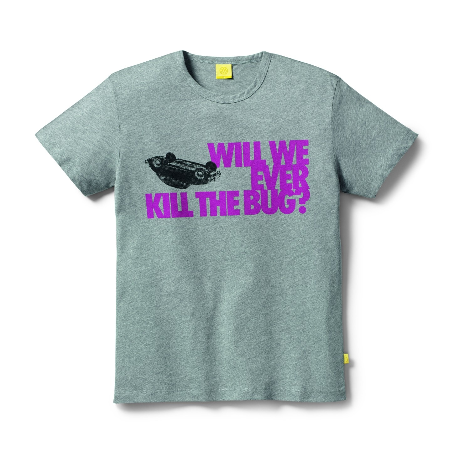 Camiseta «Will we ever kill the bug» (hombre)