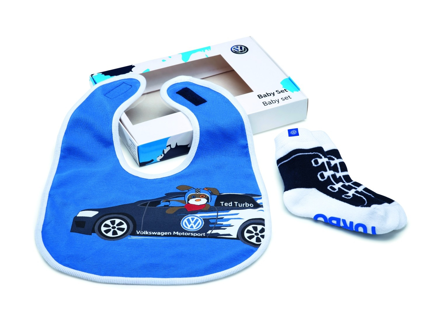 Set de regalo para bebé Motorsport