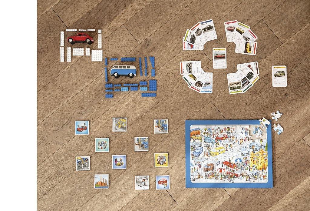 puzzle mundo Volkswagen - Ítem - 1