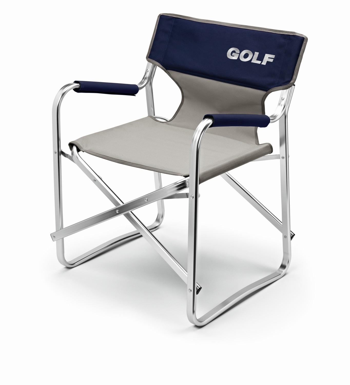 Silla de camping, colección Golf