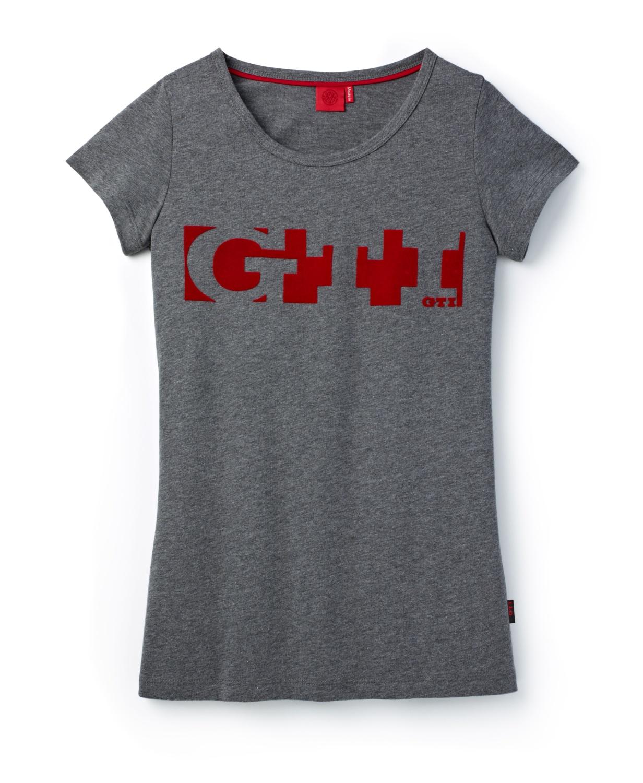 Camiseta para mujer, colección GTI