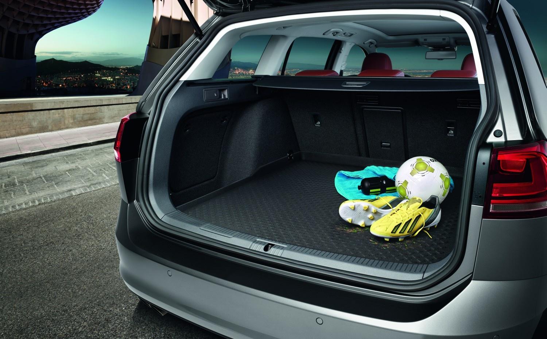 Suplemento para maletero para Golf Variant - Ítem1