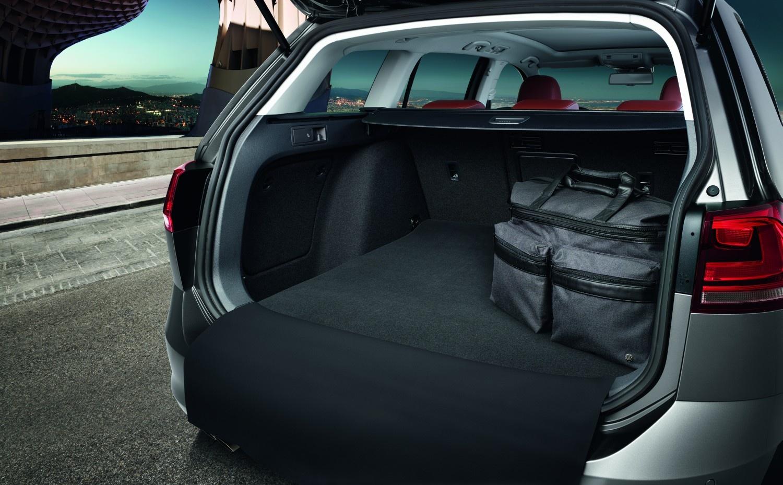 Estera reversible para el maletero, Golf Variant - Ítem1