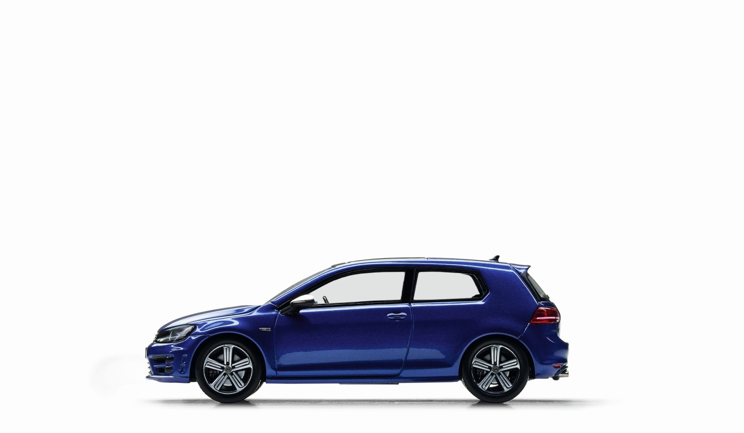 Golf VII R, escala 1:43 - Ítem1