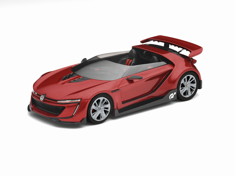 GTI Roadster, escala 1:43