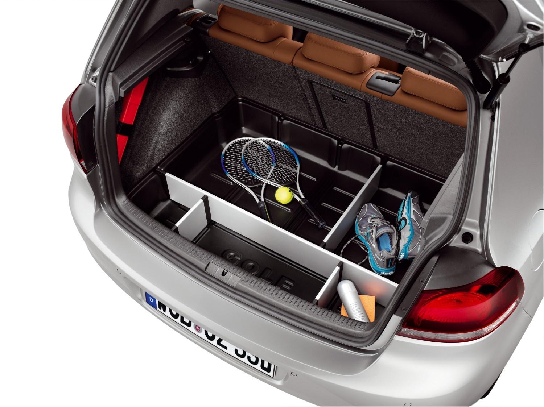 Organizador maletero Golf - Ítem1