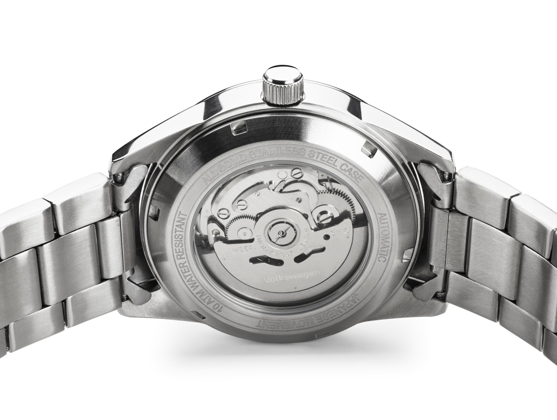 Reloj unisex de pulsera de acero fino, Colección GTI - Ítem1