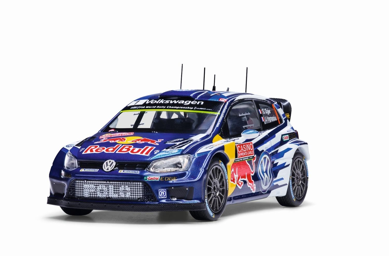 Polo R WRC 2015