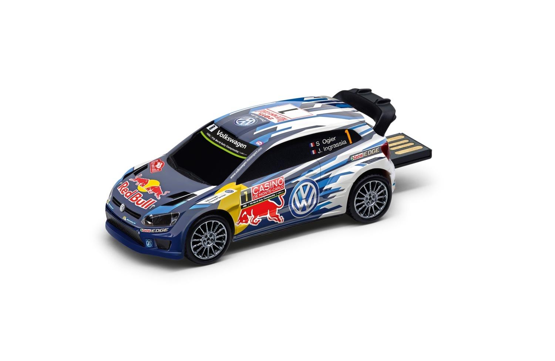 USB Polo WRC