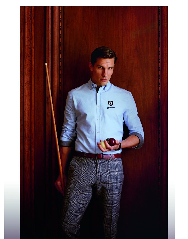 Camisa para hombre, colección Klassik - Ítem3