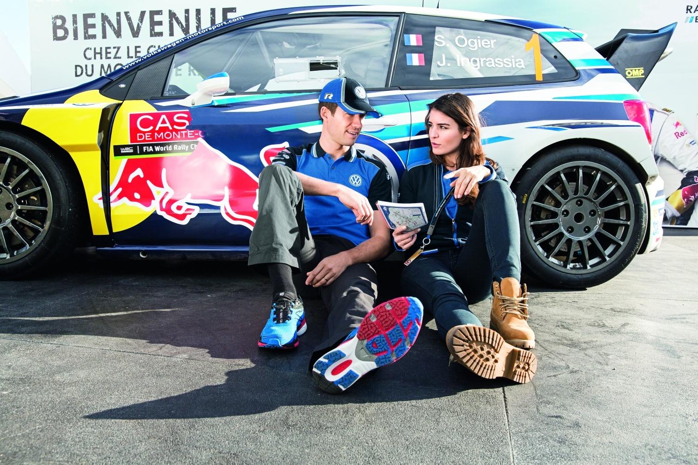 Gorra WRC 2015, Sebastien Origer - Ítem1
