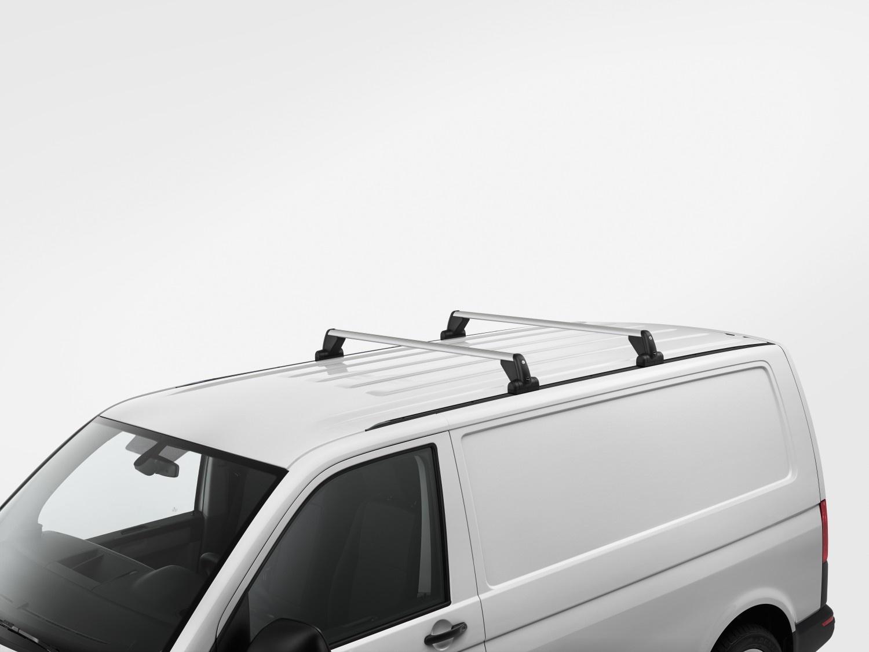 Portacargas básico Vehículos con riel de fijación, excepto paratecho alto medio